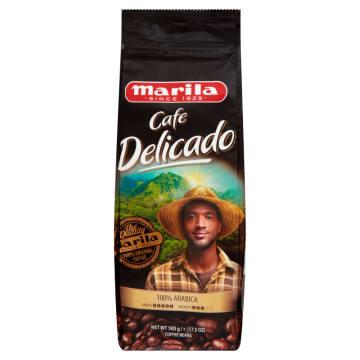MARILA Cafe Delicado Kawa ziarnista 500g