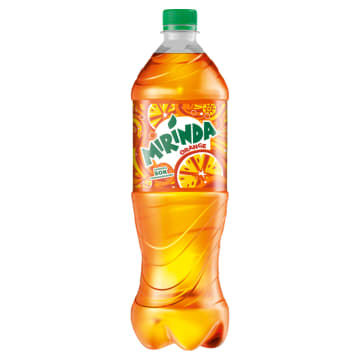 Napój gazowany - MIRINDA. Orzeźwiający napój idealny na upalne dni oraz na kazdą porę roku.