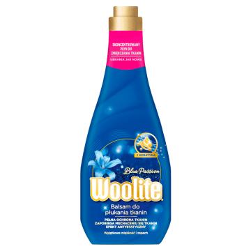 WOOLITE Balsam do płukania tkanin Blue Passion 1.2l