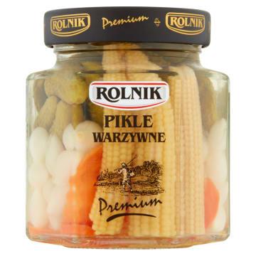 ROLNIK Premium Pikle warzywne 314ml