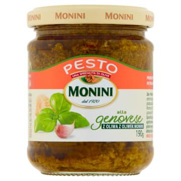 Sos do makaronu Pesto Genovese - Monini
