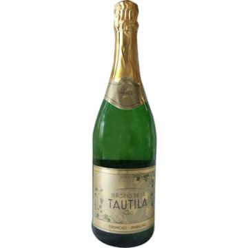 SENORÍO DE LA TAUTILA Wino białe musujące bezalkoholowe 750ml