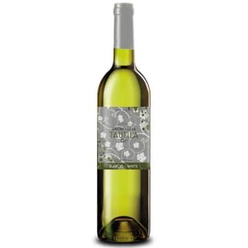 SENORÍO DE LA TAUTILA Wino białe półwytrawne bezalkoholowe 750ml
