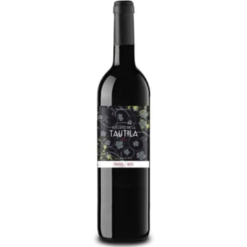 SENORÍO DE LA TAUTILA Wino czerwone półwytrawne bezalkoholowe 750ml