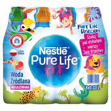 Naturalna woda źródlana niegazowana dla dzieci - Nestle
