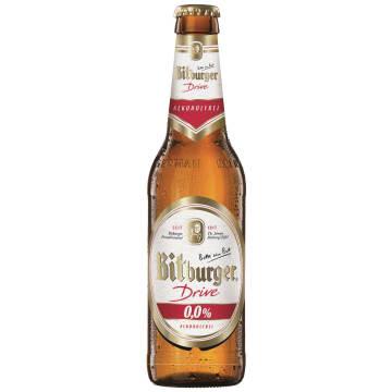BITBURGER Drive Piwo bezalkoholowe 330ml