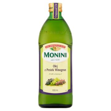 Olej z pestek winogron - Monini