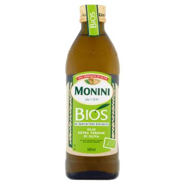 MONINI Bios Ekologiczna Oliwa z Oliwek Extra Vergine BIO 500ml