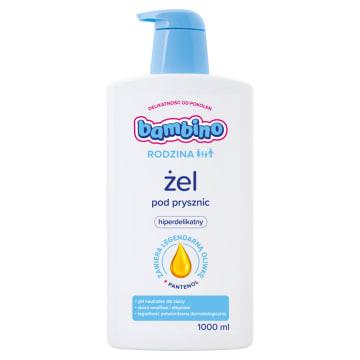 BAMBINO RODZINA Żel pod prysznic hipoalergiczny 1l