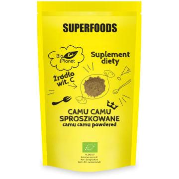 BIO PLANET SUPERFOODS Camu Camu sproszkowane BIO 150g