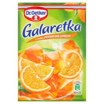 Galaretka pomarańczowa 77g - Dr. Oetker