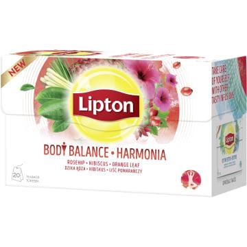 LIPTON Herbatka ziołowa Harmonia 20 torebek 36g