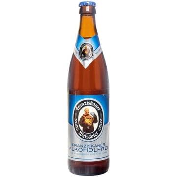 FRANZISKANER Piwo bezalkoholowe pszeniczne 500ml