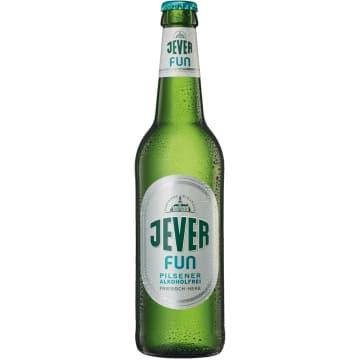 JEVER Piwo bezalkoholowe 500ml