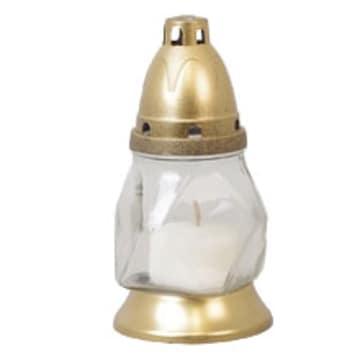 ZNICZPLAST Znicz szklany Diament 10h 1szt