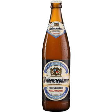 WEIHENSTEPHANER Piwo bezalkoholowe pszeniczne 500ml
