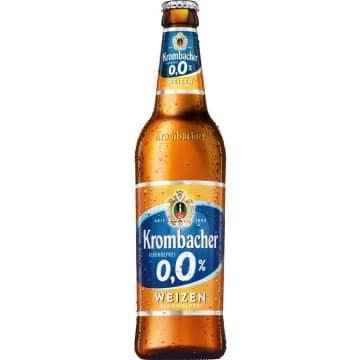 KROMBACHER WEIZEN 0,0% Piwo bezalkoholowe 500ml