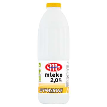 MLEKOVITA Spożywcze Mleko  Wypasione bez GMO 2% 1l