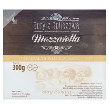 CEKO Ser Mozzarella kostka 300g