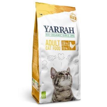YARRAH Karma sucha dla kota dorosłego - kurczak BIO 800g