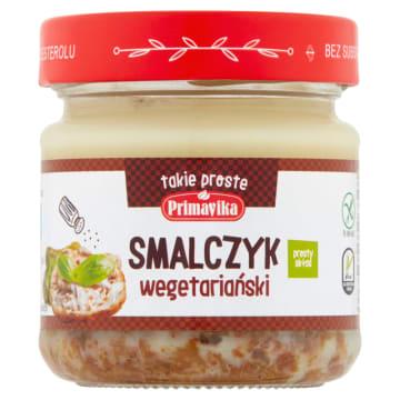 PRIMAVIKA Smalczyk wegetariański 160g