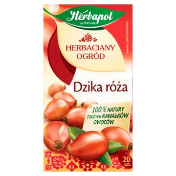 Herbata owocowo-ziołowa Dzika Róża - Herbapol