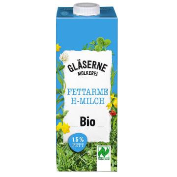 Mleko UHT 1,5% - Glaserne Meierei. Najwyższej jakości produkt ekologiczny.