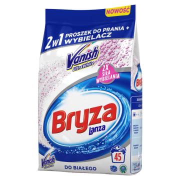 BRYZA Vanish Ultra 2w1 Proszek do prania tkanin białych i odplamiacz 3.375kg