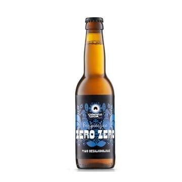 CHMIELOLOGIA Bezpieczne ZERO ZERO Piwo bezalkoholowe 330ml