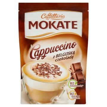 Mokate - Cappuccino czekoladowe. Wyjątkowo smaczny napój kawowy.