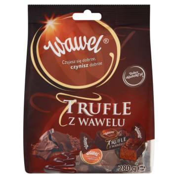Trufle w czekoladzie 280g - Wawel