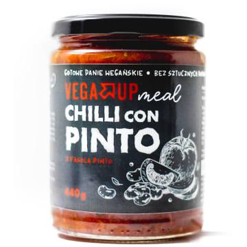 VEGA UP Chili Con Pionto z fasolą Pinto (danie wegańskie) 440g