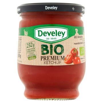 DEVELEY Ketchup PREMIUM BIO 300g