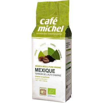 CAFE MICHEL Kawa mielona Arabica Meksyk Fair Trade BIO 250g
