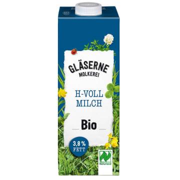 Mleko UHT - Glaserne Meierei. Tradycyjny, naturalny smak.