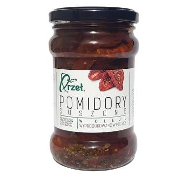 ORZEŁ POLSKA Pomidory suszone w oleju 270g