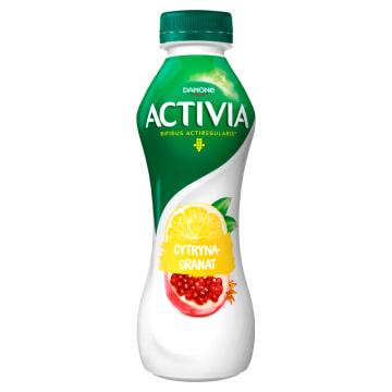 DANONE Activia Granat Cytryna Jogurt 280g