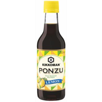 KIKKOMAN PONZU Sos sojowy cytrynowy 250ml