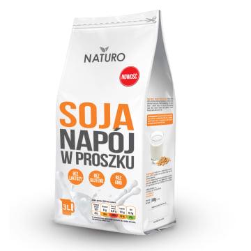 NATURO Soja - napój w proszku 300g