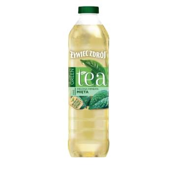 ŻYWIEC ZDRÓJ Green Tea Mięta 1.5l
