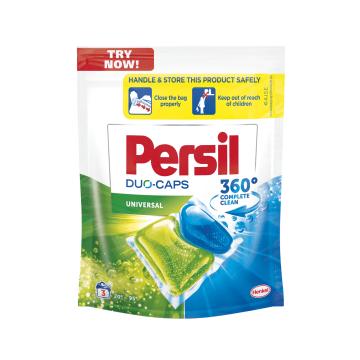 PERSIL DUO-CAPS Kapsułki do prania UNIVERSAL 3 szt. 1szt
