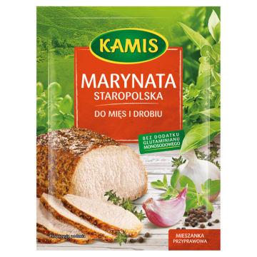 KAMIS - marynata staropolska. Smak tracydyjnej kuchni