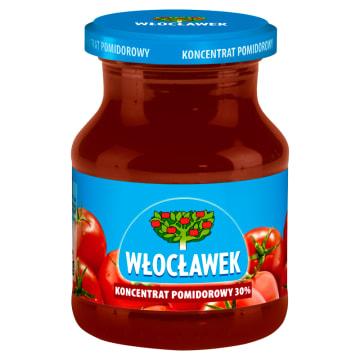 Koncentrat pomidorowy - Włocławek. Niezbędny do przygotowania wielu potraw, zup i sosów.