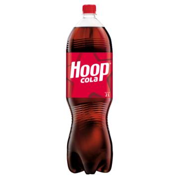Cola napój gazowany – Hoop to popularny, słodki napój, który skutecznie orzeźwia.