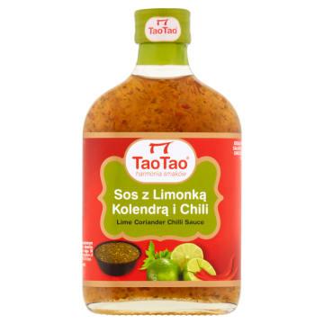 Sos chili z limonką i kolendrą – Tao Tao doskonale podkreśla smak mięs, ryb i warzyw.