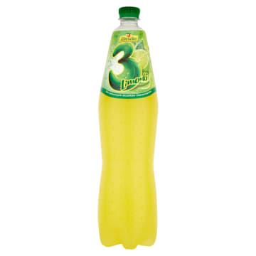 ZBYSZKO 3 Limonki Napój gazowany 1.5l