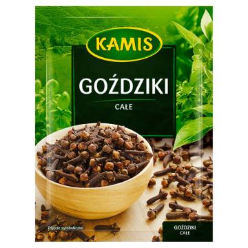 Kamis - Goździki. Aromatyczny, korzenny smak.