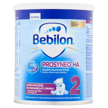 BEBILON PROSYNEO HA 2 ProExpert Mleko następne dla niemowląt powyżej 6 miesięcy 400g