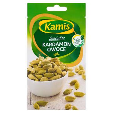 Owoce kardamonu - Kamis Specialite. Indyjska przyprawa, która sprawdzi się w każdej kuchni.