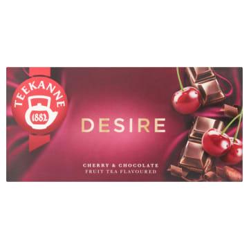 TEEKANNE Desire Herbata owocowa Cherry&Chocolate 20 torebek 45g